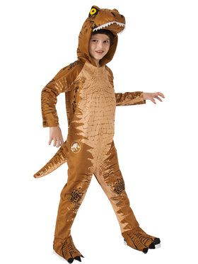 Jurassic World: Fallen Kingdom Childrens T-Rex Oversized Jumpsuit