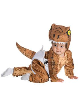 Jurassic World Fallen Kingdom Hatching T-Rex Infant Costume  sc 1 st  BuyCostumes.com & All Baby and Toddler Costumes - Baby and Toddler Halloween Costumes ...
