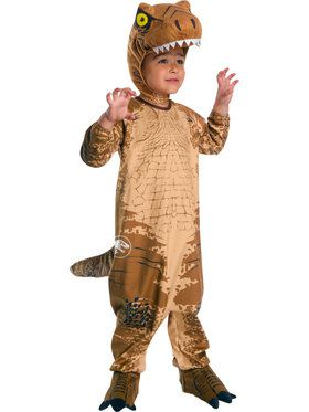Jurassic World: Fallen Kingdom T-Rex Toddler Costume