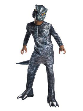 Jurassic World Fallen Kingdom Velociraptor Child Costume  sc 1 st  BuyCostumes.com & All Kids Costumes - Kids Halloween Costumes | BuyCostumes.com
