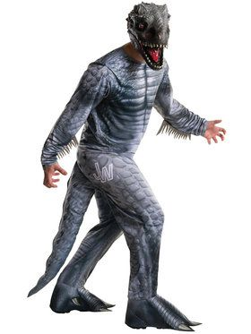 Jurassic World I Rex Adult Costume