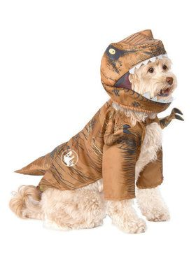 Jurassic World T-Rex Costume for Pets