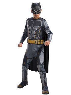 Boy's Justice League Tactical Batman Costume