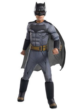 Justice League Child Movie Batman Costume