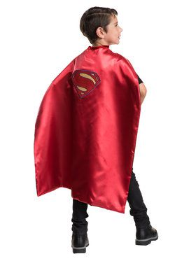 Justice League Superman Cape