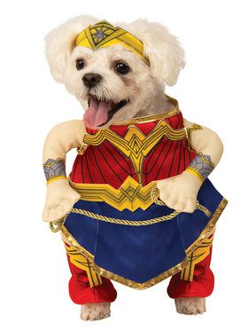 Justice League Wonder Woman Costume for Pets