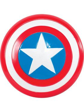 "Kids 12"" Captain America Shield"