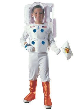 Kids Astronaut Child Costume