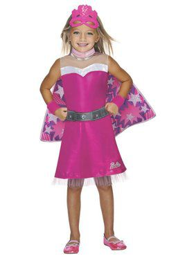 Kids Barbie Super Sparkle Child Costume