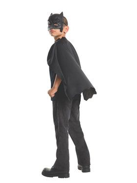 Kids Batman Cape and Mask Set