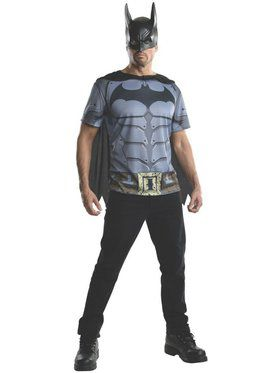 Kids Batman Costume Top