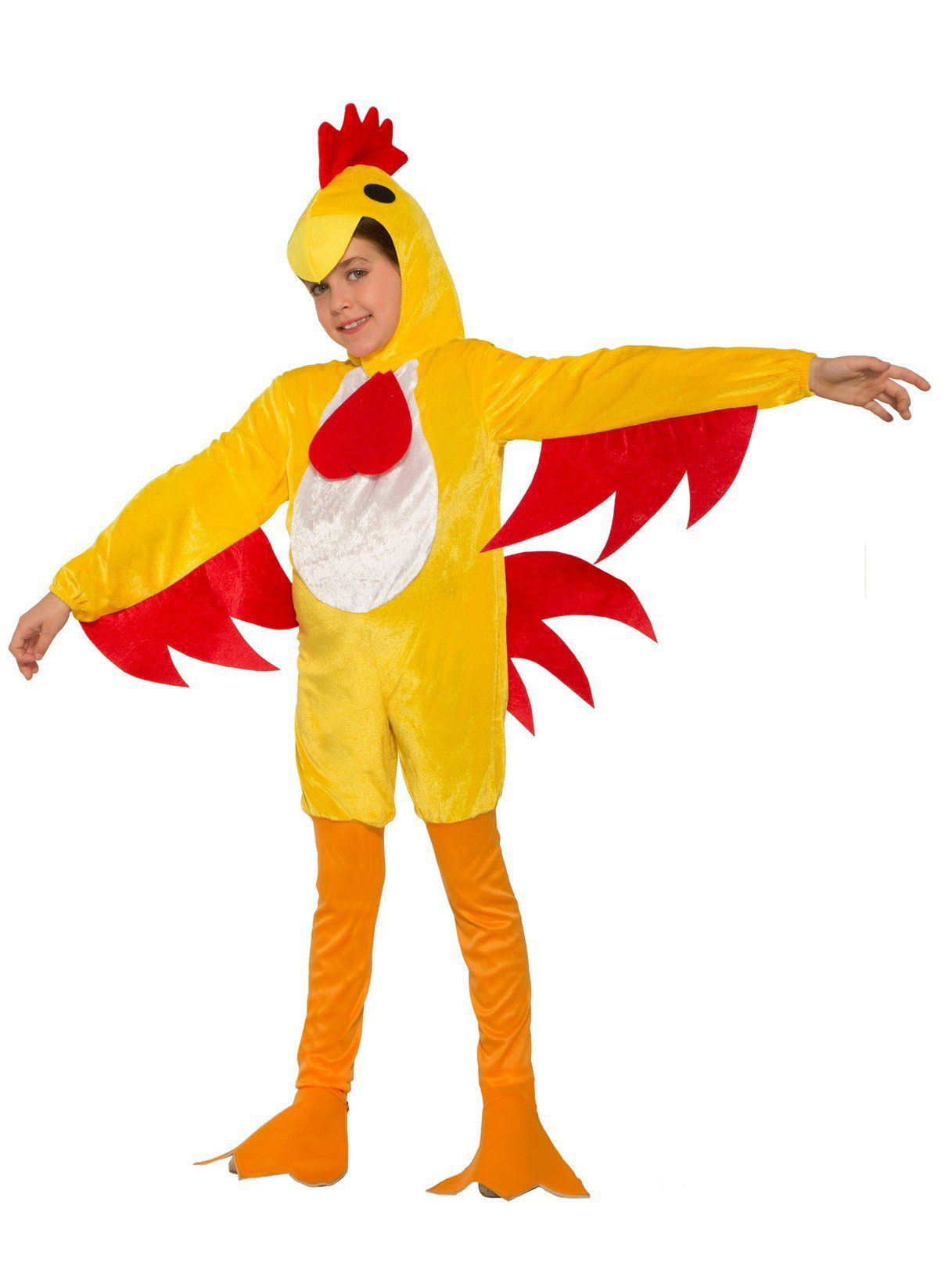 2bbaac7dd5c0b Clucky the Chicken Costume for Kids - Adult 2018 Halloween Costumes ...