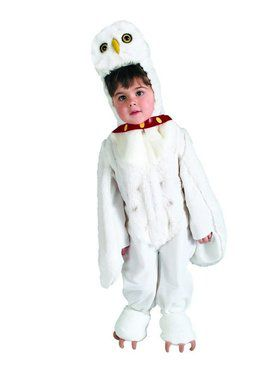 Kids Deluxe Hedwig the Owl Child Costume