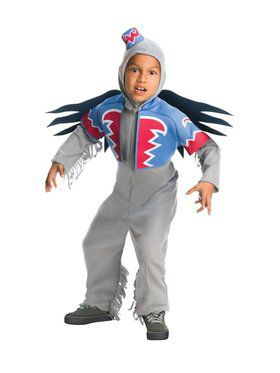 Kids Deluxe Winged Monkey Child Costume