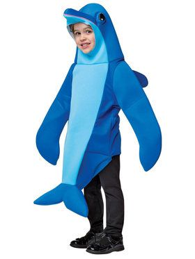 Kids Dolphin Costume  sc 1 st  BuyCostumes.com & Boys Sea Creature Costumes - Boys Halloween Costumes | BuyCostumes.com