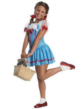 Kids Dorothy Child Costume