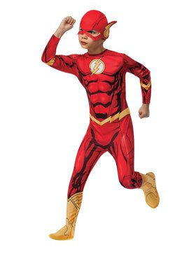 The Flash DC Comics Justice League Costume