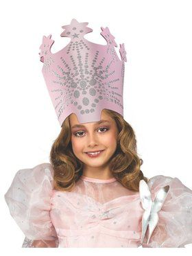 Kids Glinda the Good Witch Crown