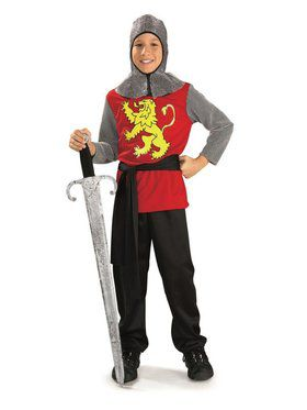 Kids Medieval Lord Child Costume