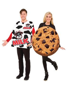 Cookies & Milk Child Costume Set