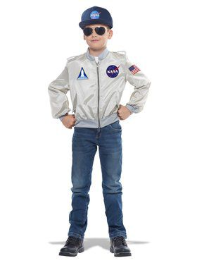 Kid's NASA Flight Jacket