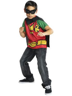 Kids Robin Costume Top