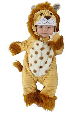 Newborn Safari Lion Costume