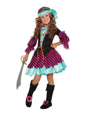Kids Salty Taffy Child Costume