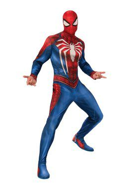 Adult Spiderman Gamer Verse Costume