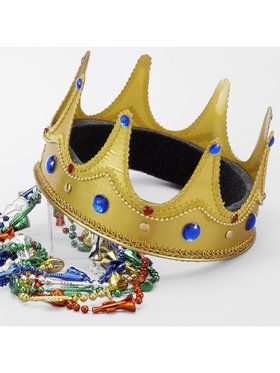 King Crown (Fabric) One-Size