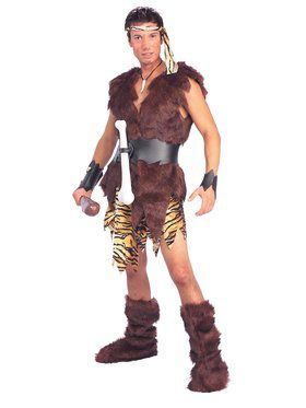 King Of Caves Adult Costume