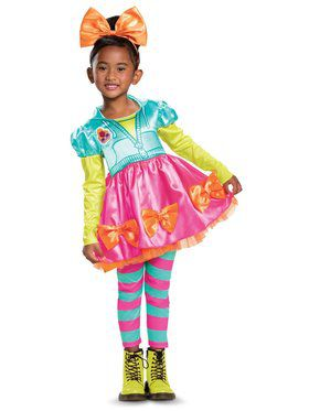 L.O.L Neon Qt Classic Child Costume