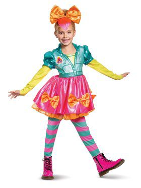L.O.L Neon Qt Deluxe Child Costume