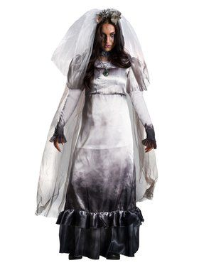 La Llorona Deluxe Child Costume