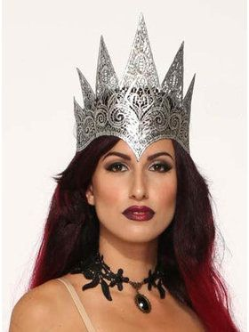 Adult Lace Queen Crown