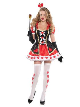 Ladies Charmed Queen Costume