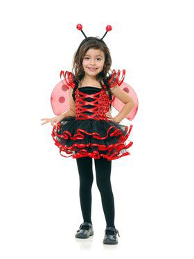 Lady Bug Cutie - Toddler Child Costume