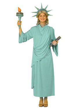 Lady Liberty Adult Costume  sc 1 st  BuyCostumes.com & Historical Costumes - Adults and Kids Halloween Costumes ...