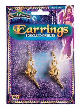Lamp Earrings