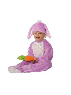 Lavender Bunny Child Costume