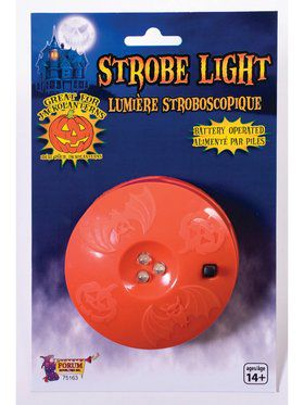 Halloween Strobe Light