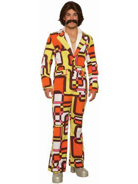Leisure Suit Adult Costume