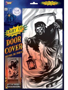 Light Up Door Cover - Reaper
