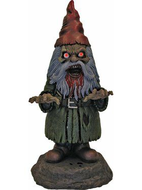 Light - Up Male Gnome