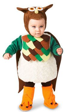 Lilu0027 Hoot Owl Infant Costume  sc 1 st  BuyCostumes.com & Baby Bird Costumes - Baby and Toddler Halloween Costumes ...