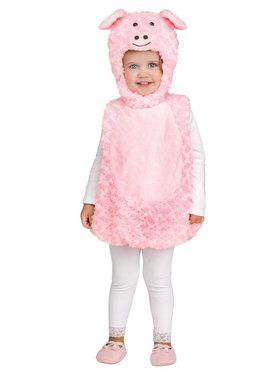 Lil' Piglet Infant Costume