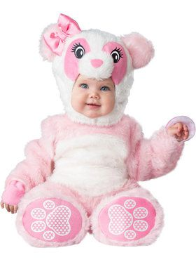 Lil' Pink Panda Infant Costume