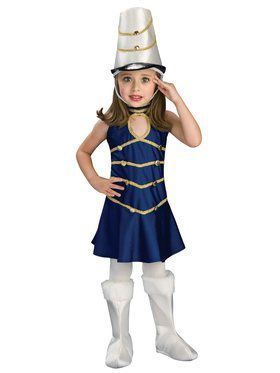 Lil' Soldier Girl Costume
