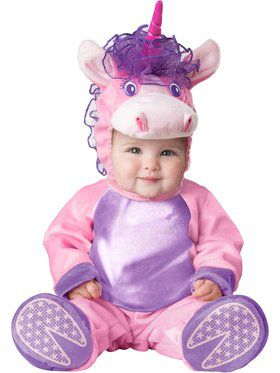 Lil' Unicorn Infant Costume