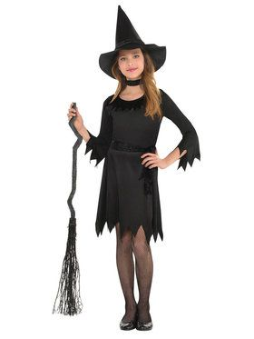 Child Little Witch Costume